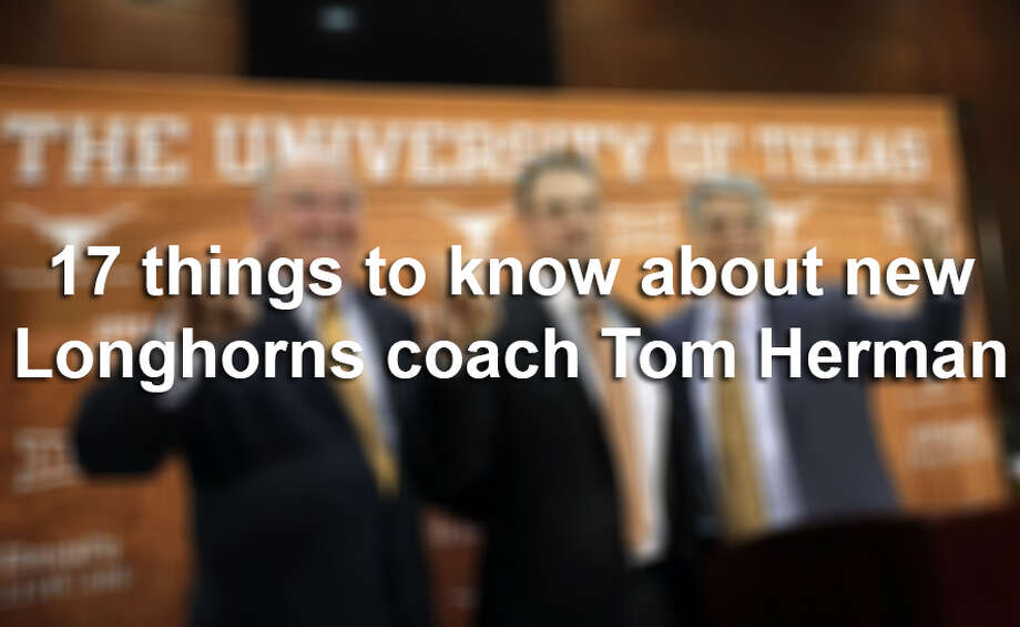 Tom Herman was the hottest name in coaching after two successful seasons at Houston, and he will now take on one of the most demanding coaching gigs in the nation at The University of Texas.Click through the slides to get the lowdown on Herman. Photo: Eric Gay/Associated Press