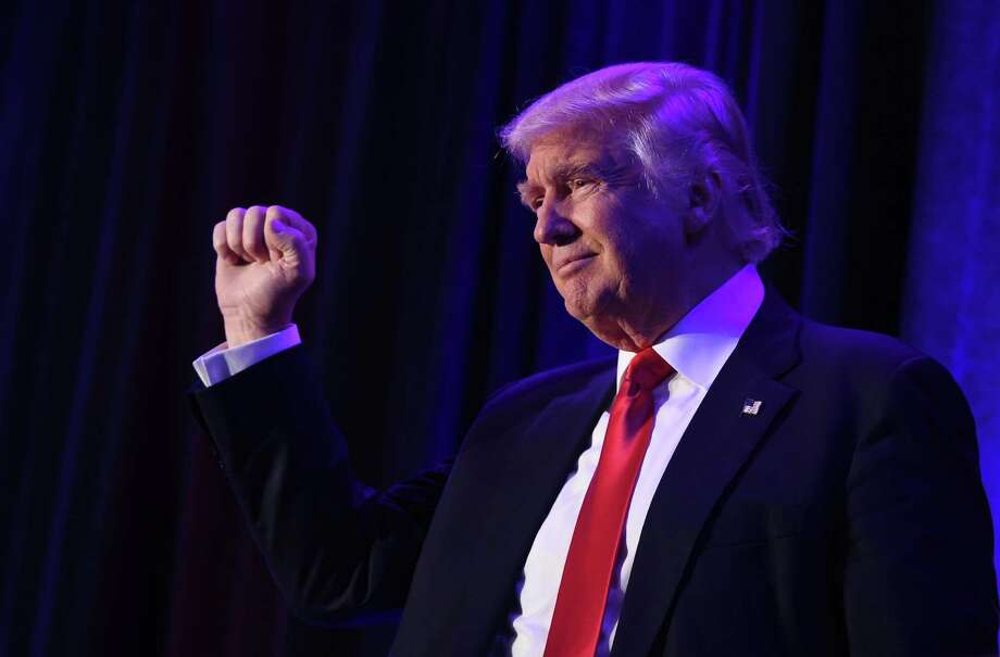 On Wednesday, Silicon Valley luminaries and other technology leaders are headed to Trump Tower in New York to make their peace — or press their case — with Donald Trump and his advisers. No other industry was more open in its contempt for Trump during the campaign. Trump, in turn, sometimes lashed out at the industry and its leaders. Photo: Saul Loeb /AFP /Getty Images / AFP or licensors