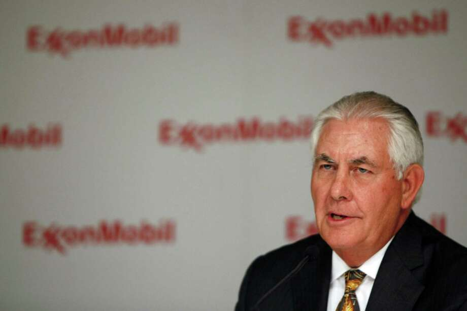 ExxonMobil CEO Rex Tillerson is known for his long-standing support of free trade, international law and an expansive presence in the Middle East. In addition, Exxon has had to develop its own diplomacy and foreign relations, so many skills Tillerson honed at Exxon could help in his new role, said Antoine Halff, head of the global oil markets program at Columbia University's Center on Global Energy Policy. Photo: Ben Torres /New York Times / NYTNS