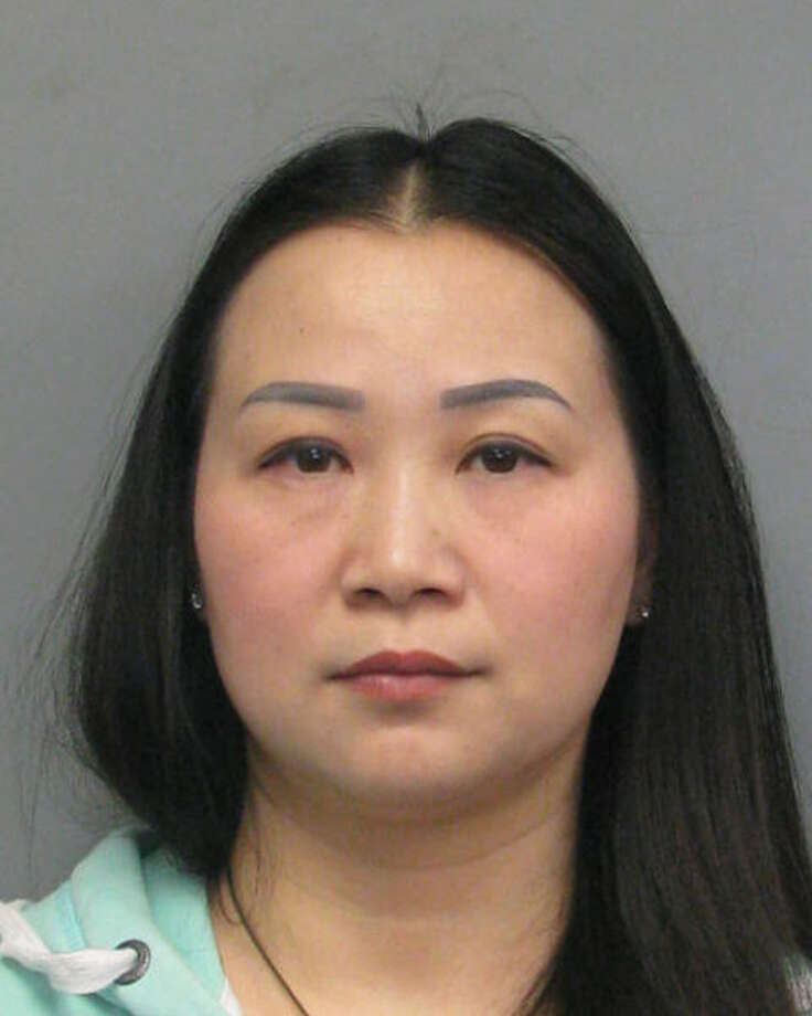 Liping Yu was arrested by the Harris County Precinct 4 Constable's Office on Dec. 8, 2016. She is charged with prostitution. Photo: Harris County Precinct 4 Constable's Office