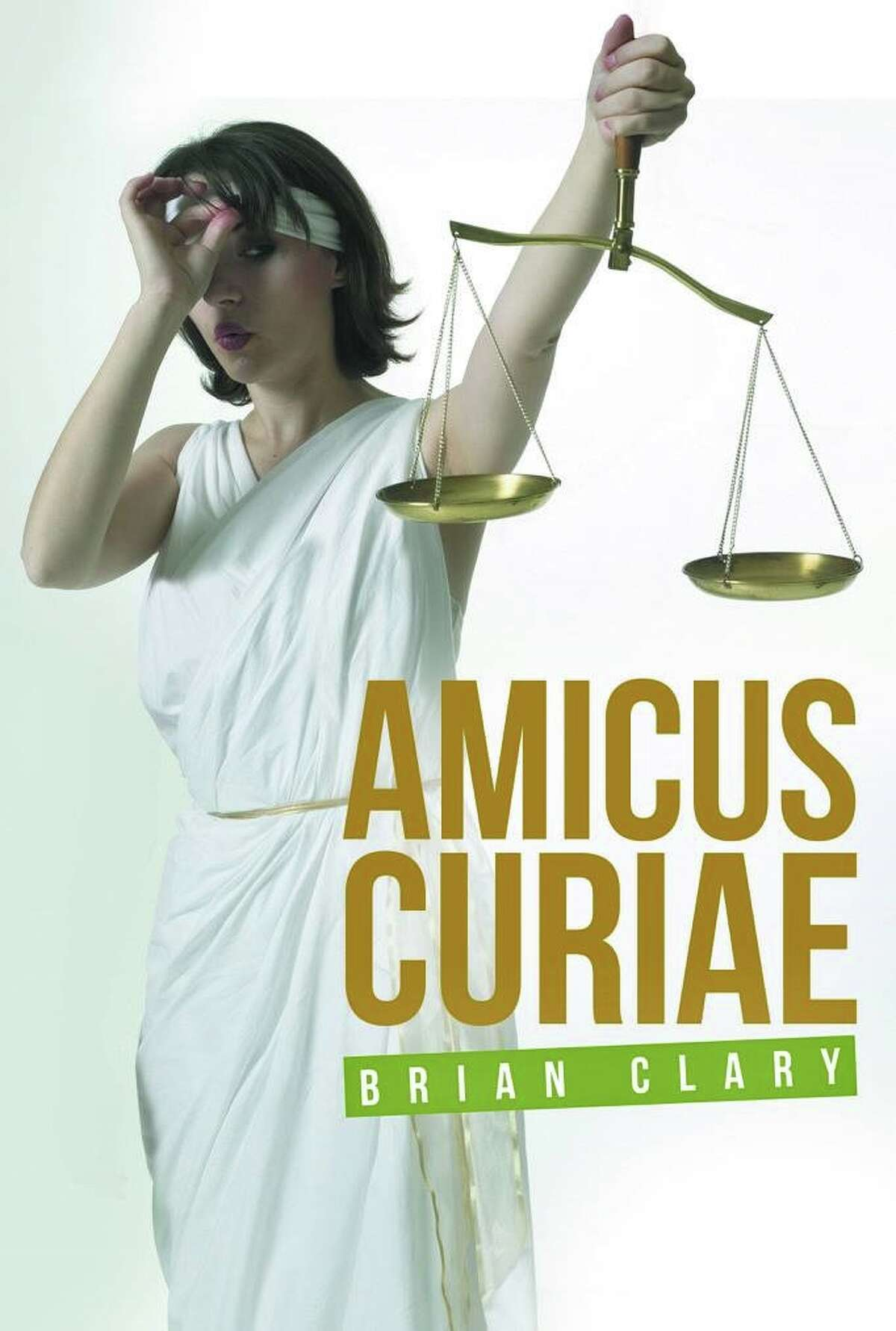 "Brian Clary launched his first book, ""Amicus Curiae"" in 2015."