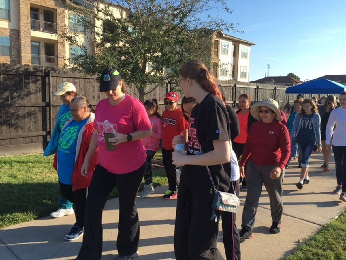 """""""Walk with a Doc"""" is a global program where doctors walk with their patients in order to promote healthy living styles."""