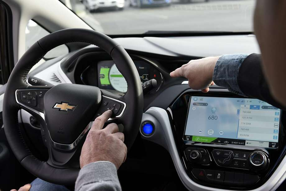 chevrolet new car releaseChevys mysterious selfdriving car tests out the streets of San