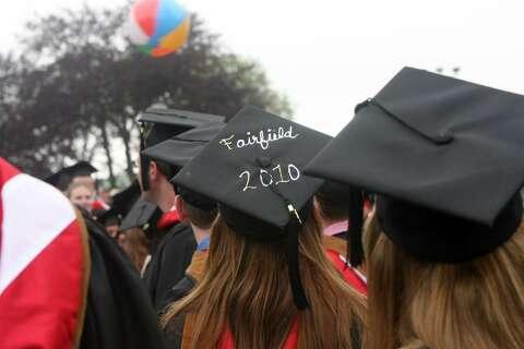 Fairfield University Graduation 2020.Fairfield University Graduation Connecticut Post