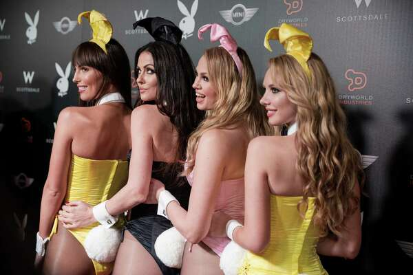 Playboy bunnies are to be expected when the Playboy Party is in full swing at new Houston nightclub Spire.