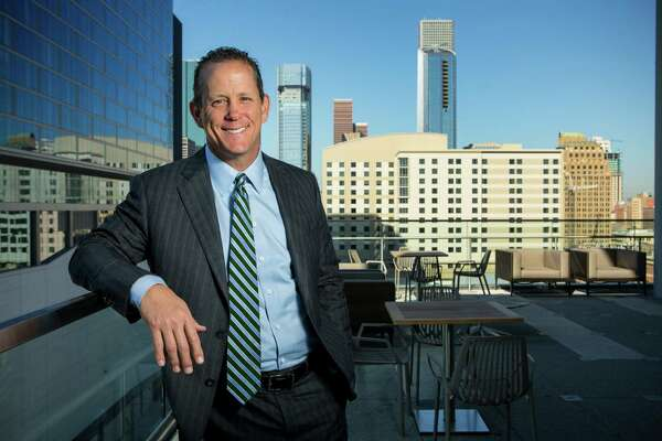 Texans president Jamey Rootes also serves as chairman of the Greater Houston Partnership.