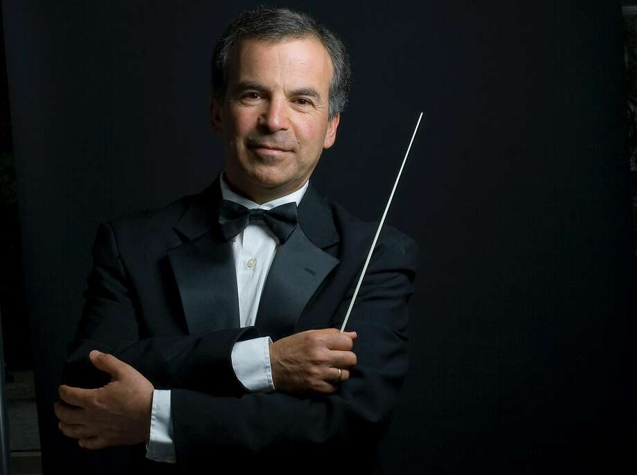 Benjamin Simon will lead the San Francisco Chamber Orchestra. Photo: John Todd John Todd, San Francisco Chamber Orchestra
