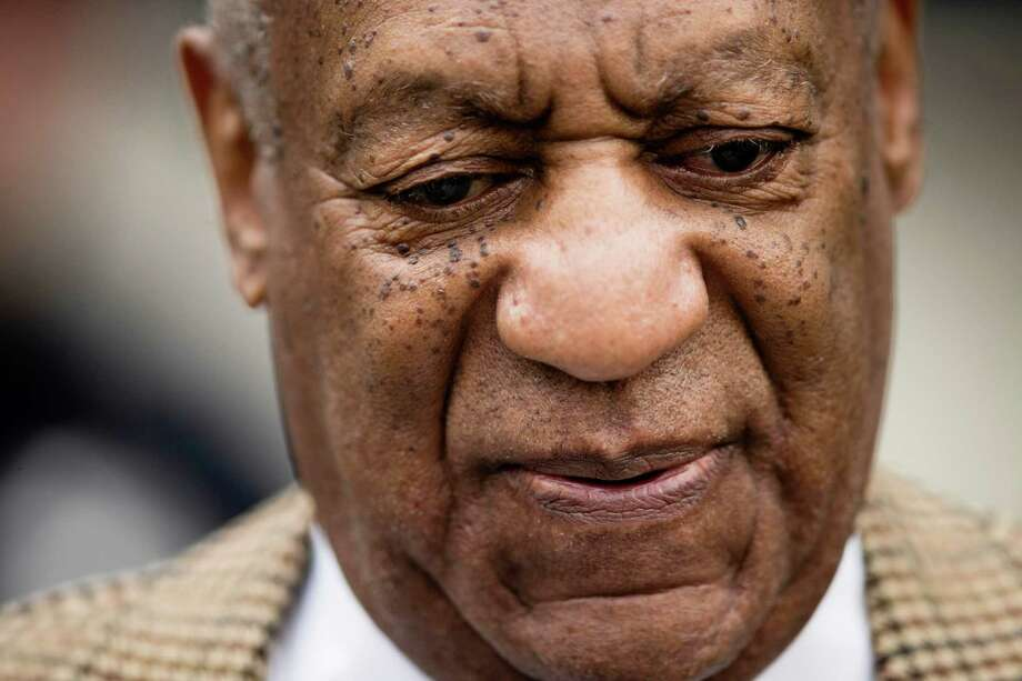 Bill Cosby arrives for a pretrial hearing in his sexual assault case at the Montgomery County Courthouse in Norristown, Pa.Lawyers for Cosby pushed to limit the number of other accusers who can testify.  Photo: Matt Rourke, STF / Copyright 2016 The Associated Press. All rights reserved.