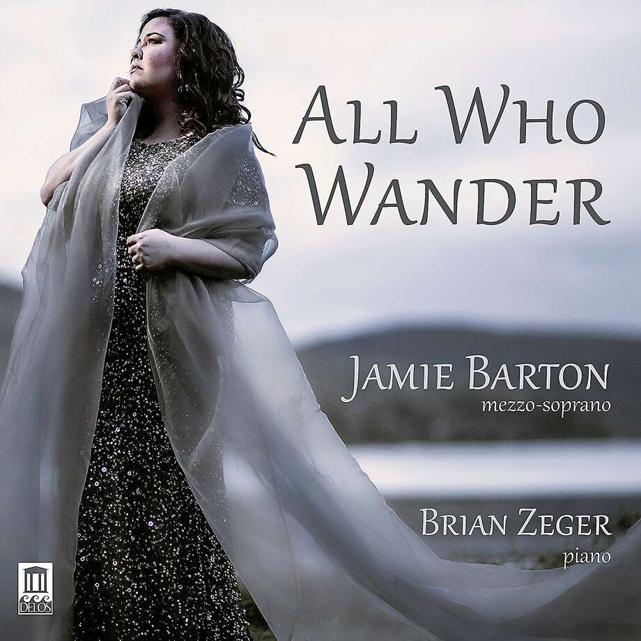 "Jamie Barton, ""All Who Wander"" Photo: Delos Records"