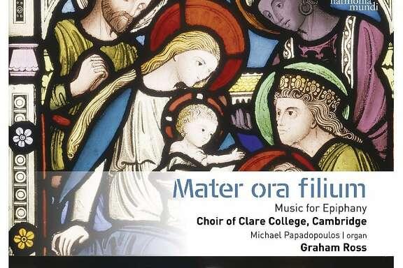 """Choir of Clare College Cambridge, """"Mater Ora Filium"""""""