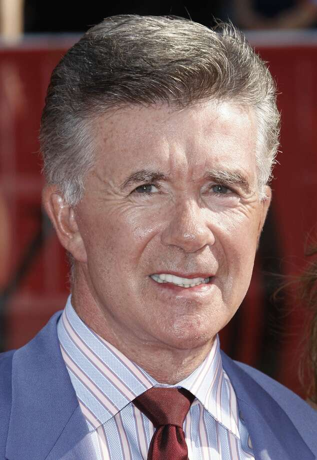 """Alan Thicke was known best for """"Growing Pains."""" Photo: Matt Sayles, Associated Press"""