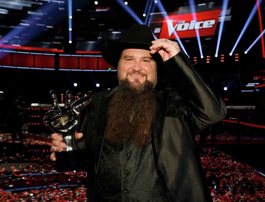 Sundance Head, who hails from Porter, wins The Voice Season 11. Photo: NBC / 2016 NBCUniversal Media, LLC