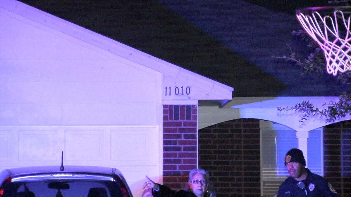 A 30-year-old woman was shot and killed in the 11000 block of Colt Chase Dec. 13, 2016. County officials are searching for suspects in the case.