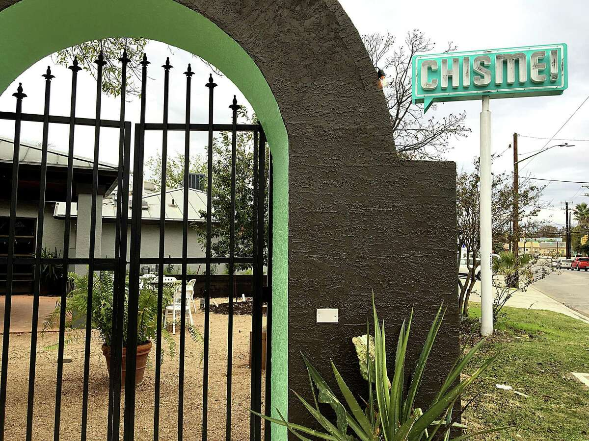 Chisme is the new restaurant from the Empty Stomach restaurant group that includes Barbaro, Hot Joy and the late Monterey.