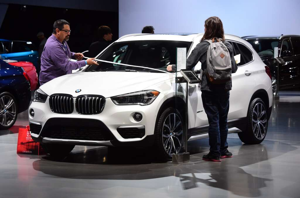 Subcompact Luxury SUV BMW X1Base price $34095 - $36095What Car and Driver said & Car and Driver magazine names 2017u0027s best trucks SUVs - Houston ... markmcfarlin.com