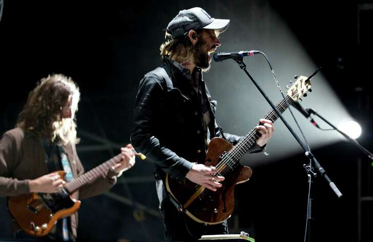 Ben Bridwell and Band of Horses will perform Thursday at House of Blues.