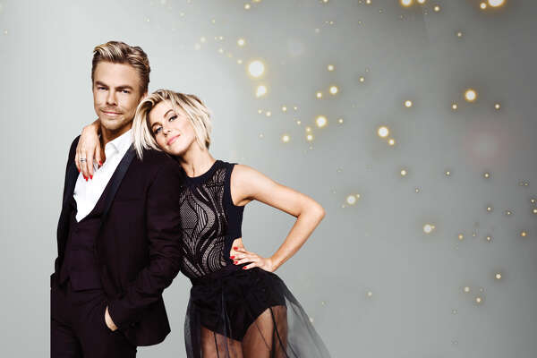 Siblings Derek and Julianne Hough star in Move Live on Tour