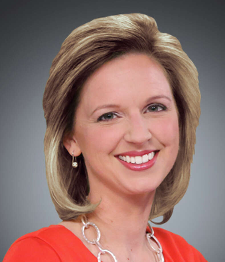 Katie Vossler, KSAT's weekend meteorologist for three years, has taken a job at the ABC affiliate in her hometown of Tyler. Photo: Courtesy KSAT