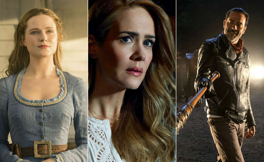 The best TV shows of 20162016 was full of drama, mystery and suspense. Continue clicking to see what thrillers made IMDb's list of best TV shows of 2016. Photo: John P. Johnson/HBO, Ockenfels/FX, Gene Page/AMC Via AP