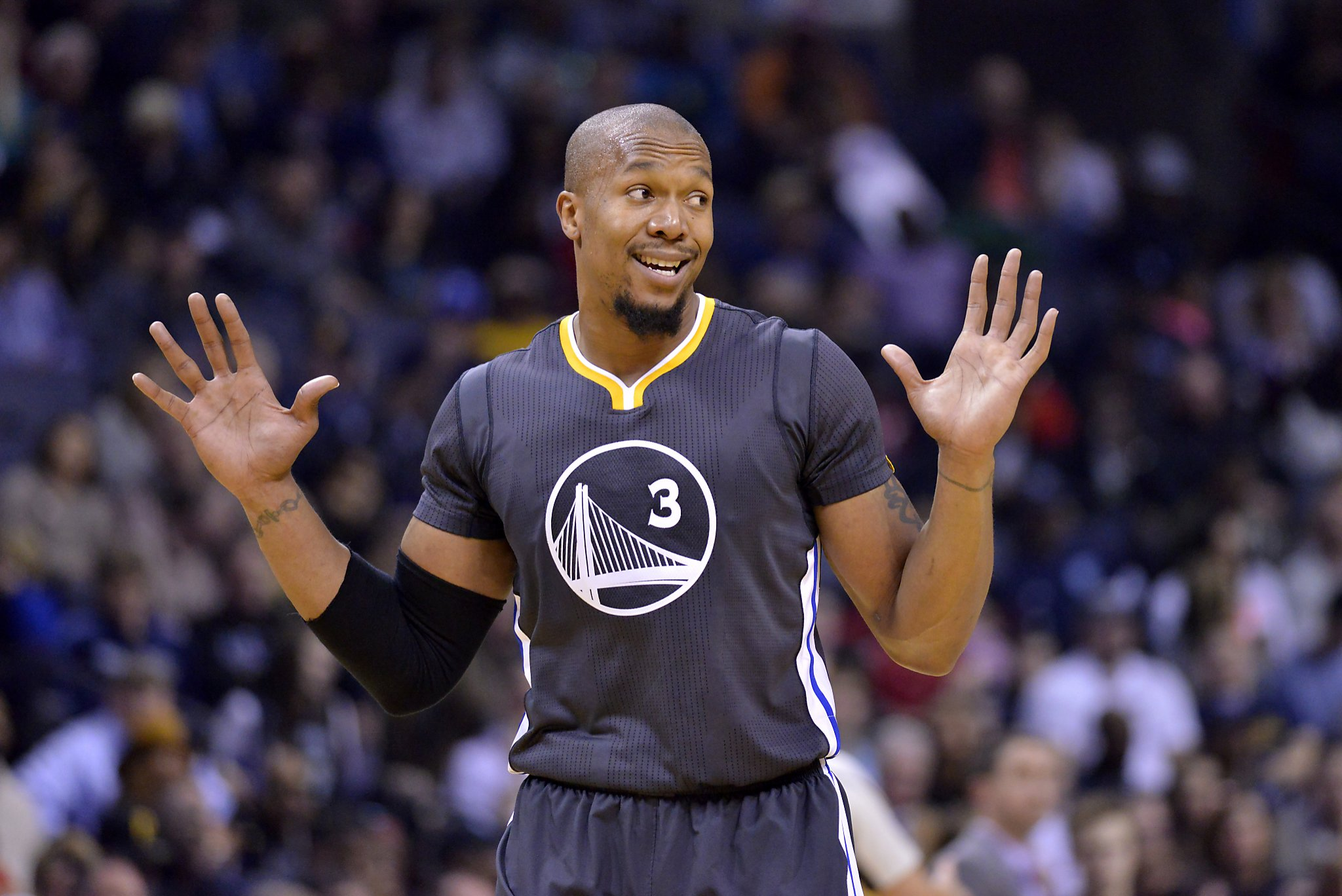 David West making impact for Warriors SFGate