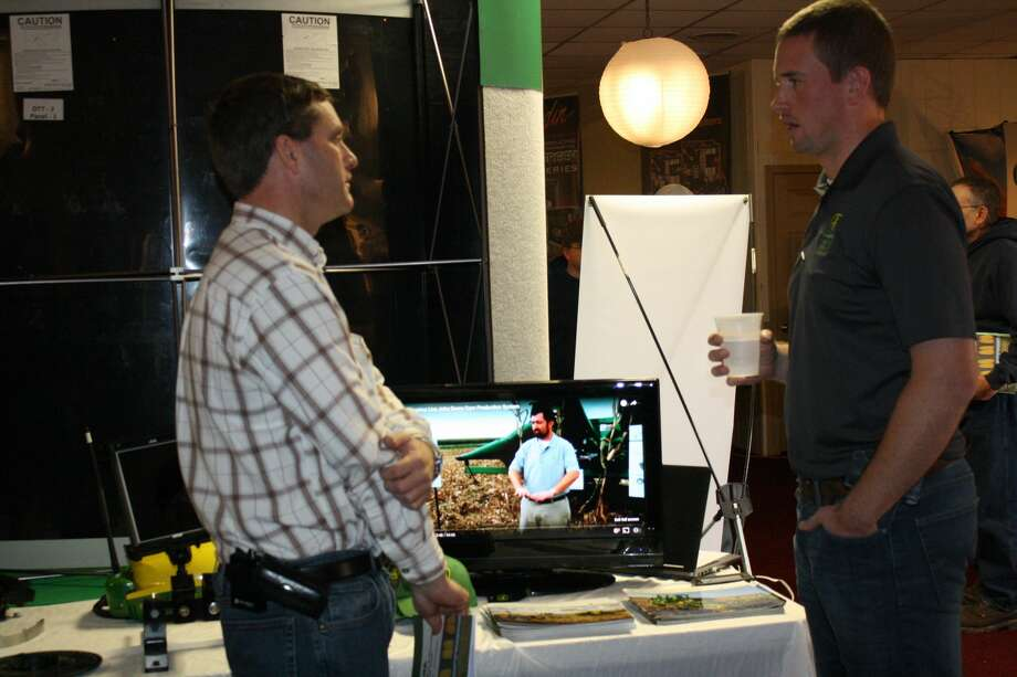 Thumb Ag Day is a success Wednesday at Ubly Heights Golf and Country Club. Photo: Rich Harp/For The Tribune