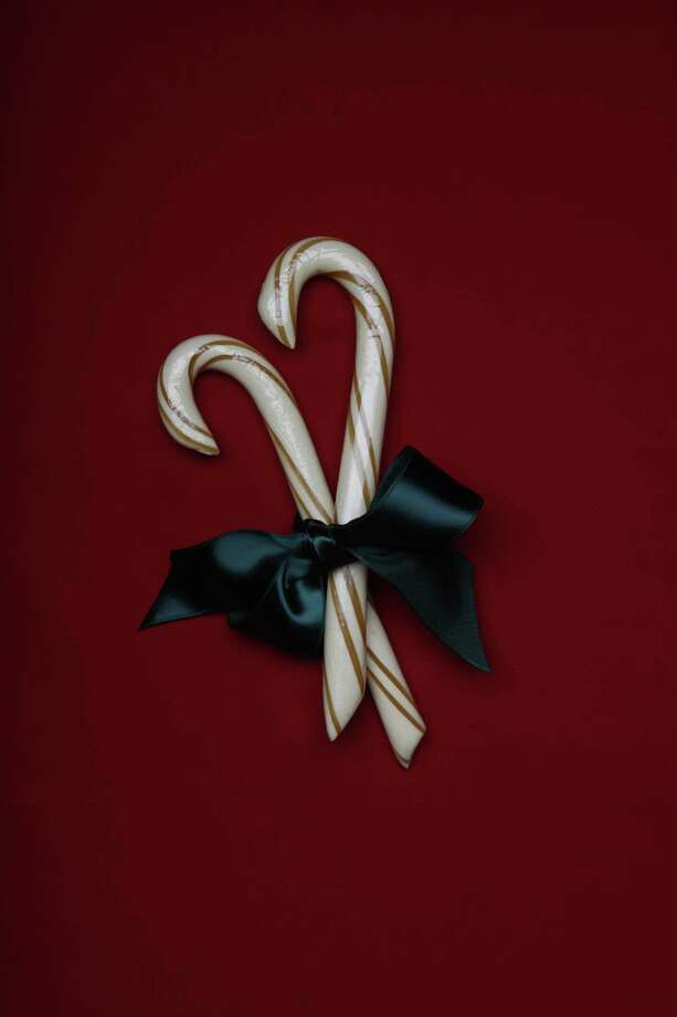 The Connecticut Dentists Association has put several holiday foods on its 'naughty list,' including candy canes. Candy canes are a no-no, as they are full of sugar and can cause chipped or broken teeth. Photo: / The Chronicle / SFC