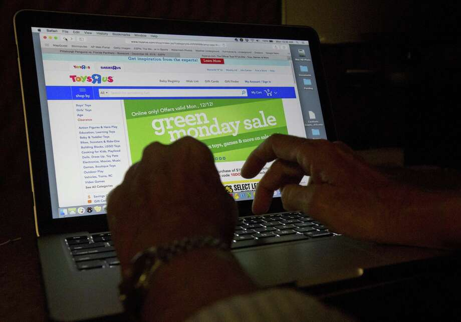 Experts suggest restricting online purchases to reputable vendors, and be wary of lookalike websites, where the name of a well-known brand is slightly off. Photo: Wilfredo Lee / Associated Press / Copyright 2016 The Associated Press. All rights reserved.