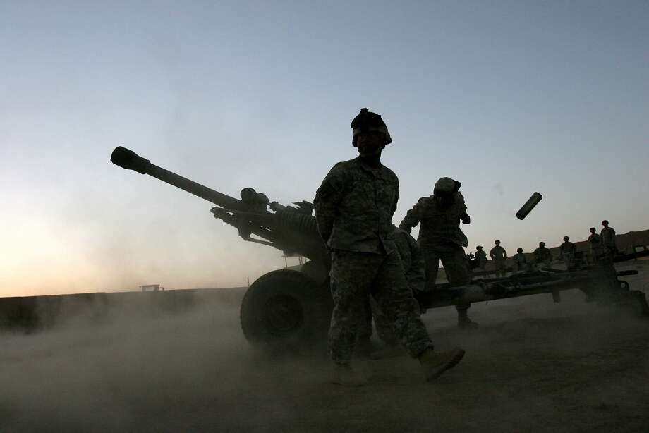 United States air strike kills Afghan forces in 'friendly-fire' incident