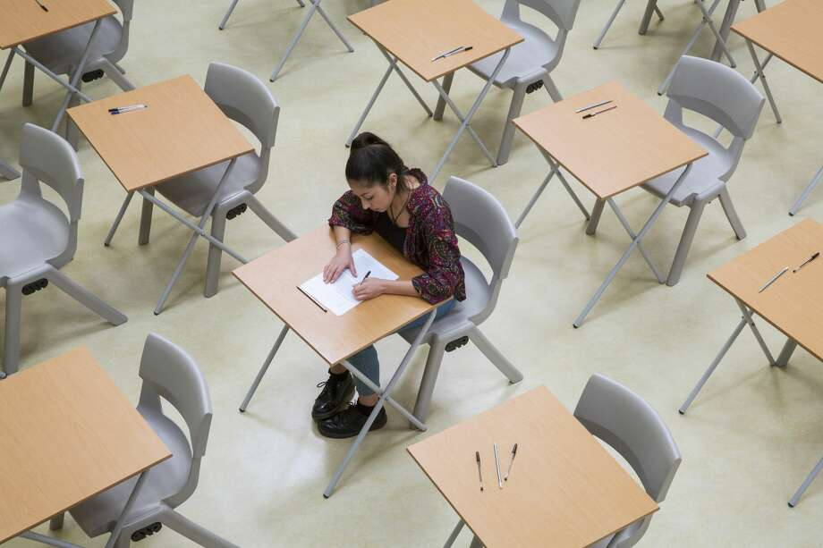 """The Texas Education Agency released """"report cards"""" for thousands of Texas schools. Keep clicking to see how Southeast Texas high schools performed in the 2015-16 school year. Photo: Caiaimage/Chris Ryan/Getty Images"""