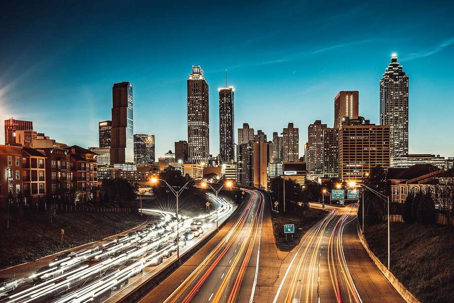 AtlantaSuburban vs. urban living cost difference: Suburbs are cheaper by $12,557SuburbanAnnual cost of living: $30,805Average commute time: 30.6 minutesAverage square feet: 1,988UrbanAnnual cost of living: $43,362Average commute time: 28.3Average square feet: 1,611 Photo: Ferrantraite, Getty Images