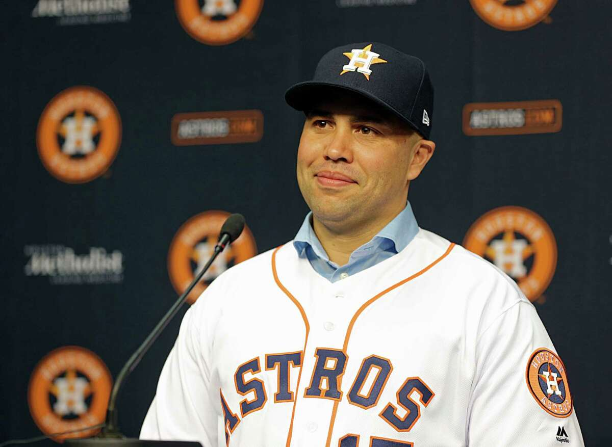 HOUSTON ASTROS 2017 SALARIES Carlos Beltran, OF $16 million One-year contract. Could be a free agent after 2017 season.