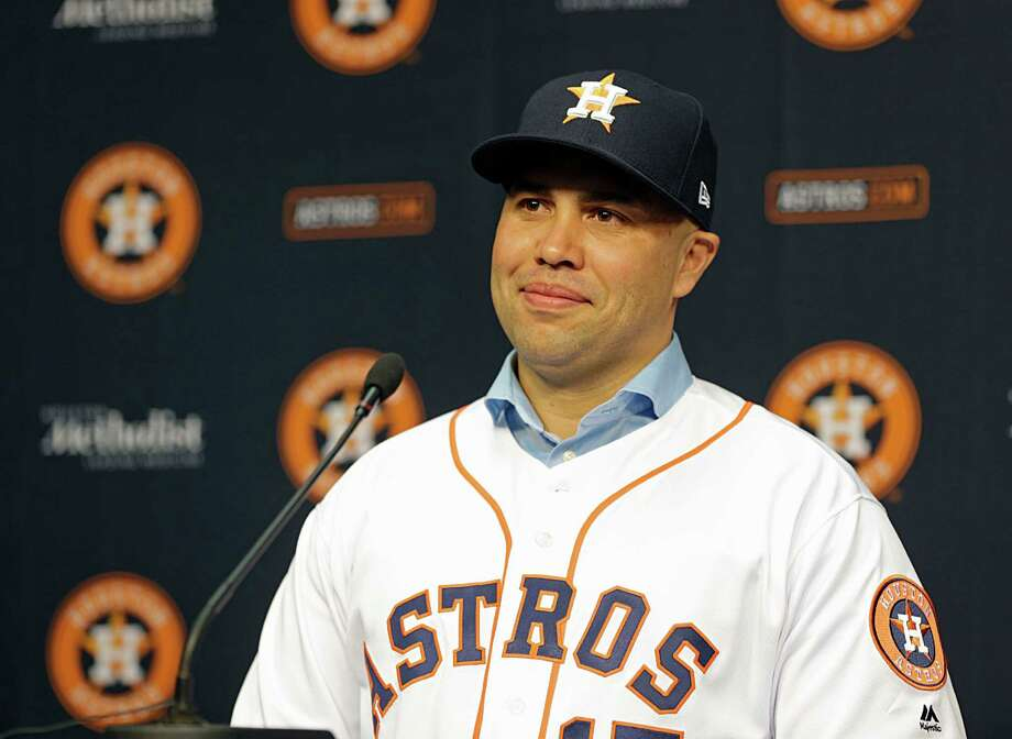 HOUSTON ASTROS 2017 SALARIESCarlos Beltran, OF$16 millionOne-year contract. Could be a free agent after 2017 season. Photo: James Nielsen, Staff / © 2016  Houston Chronicle