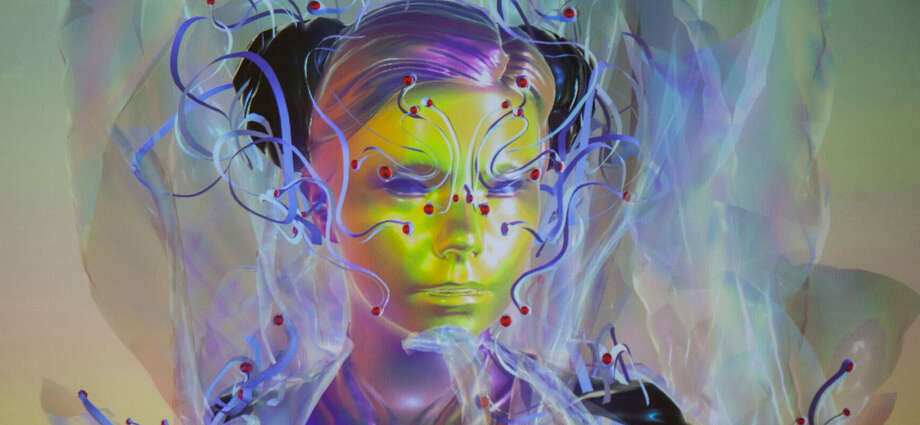 """Bjork Digital,"" a five-room installation of digital and video works by the Icelandic artist Bjork, is among the highlights of the 2016 Day for Night Festival.>>Keep clicking for a look at the people who showed up.  Photo: Courtesy Of The Artist"