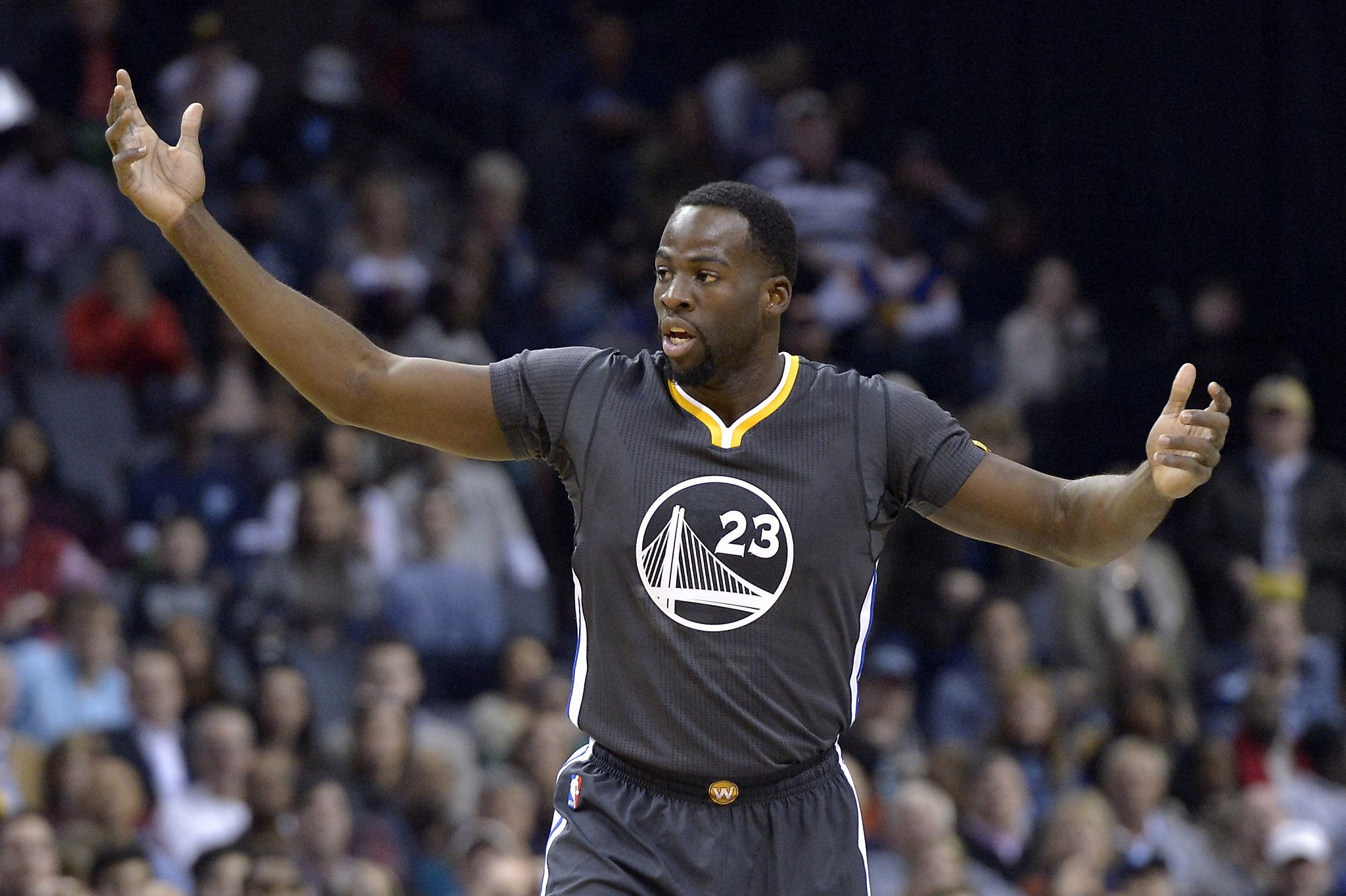 Draymond Green discusses watching son's birth on FaceTime