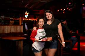 Midnight Rodeo's weekly Ladies' Night shook up San Antonio's Wednesday with rounds of pool, drinks and dance moves.