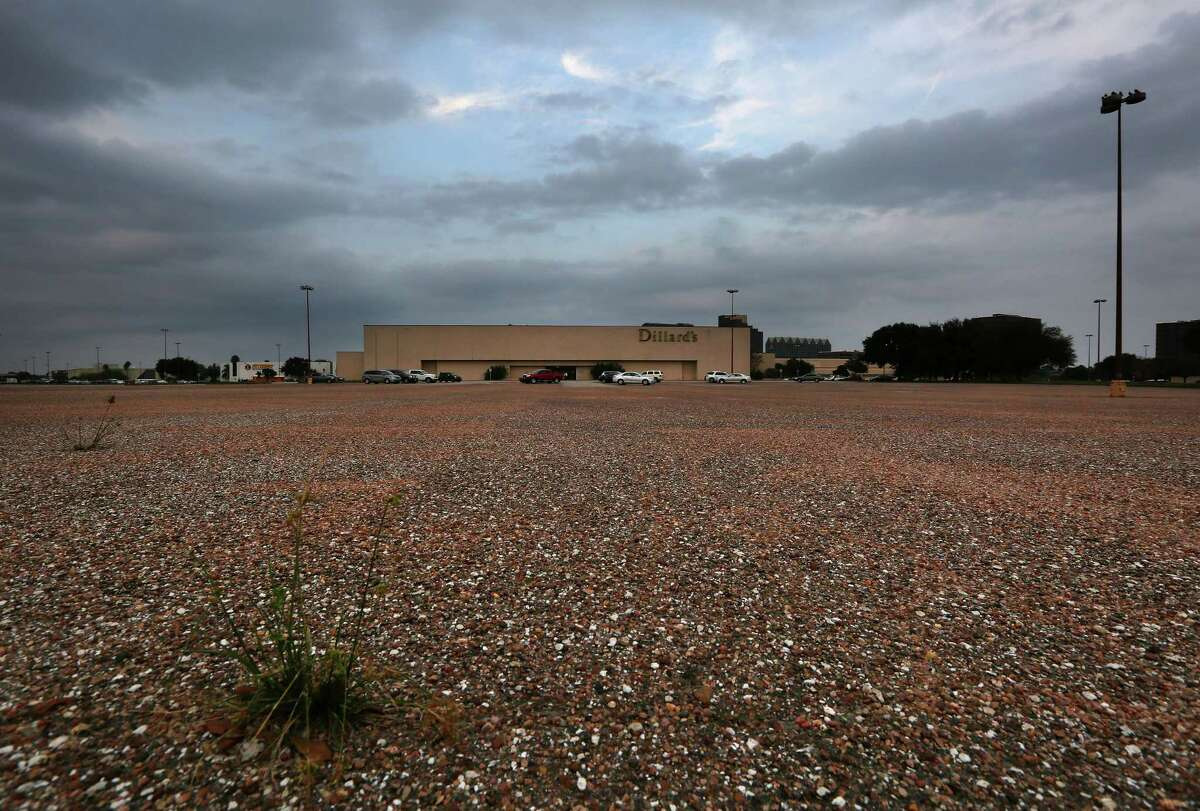 The mall, at Interstate 45 North and the Beltway is a shadow of its former self after most major retailers left in recent years.