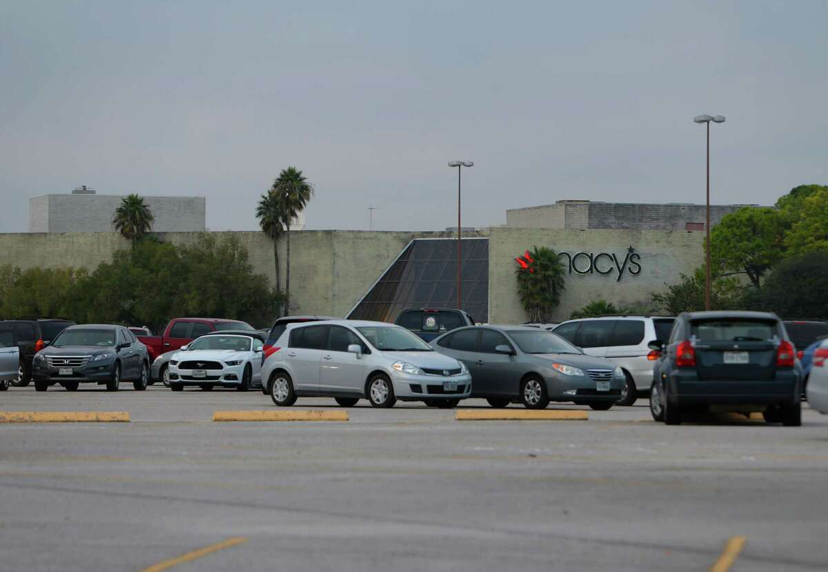 The Macy's at Greenspoint Mall closed this year.