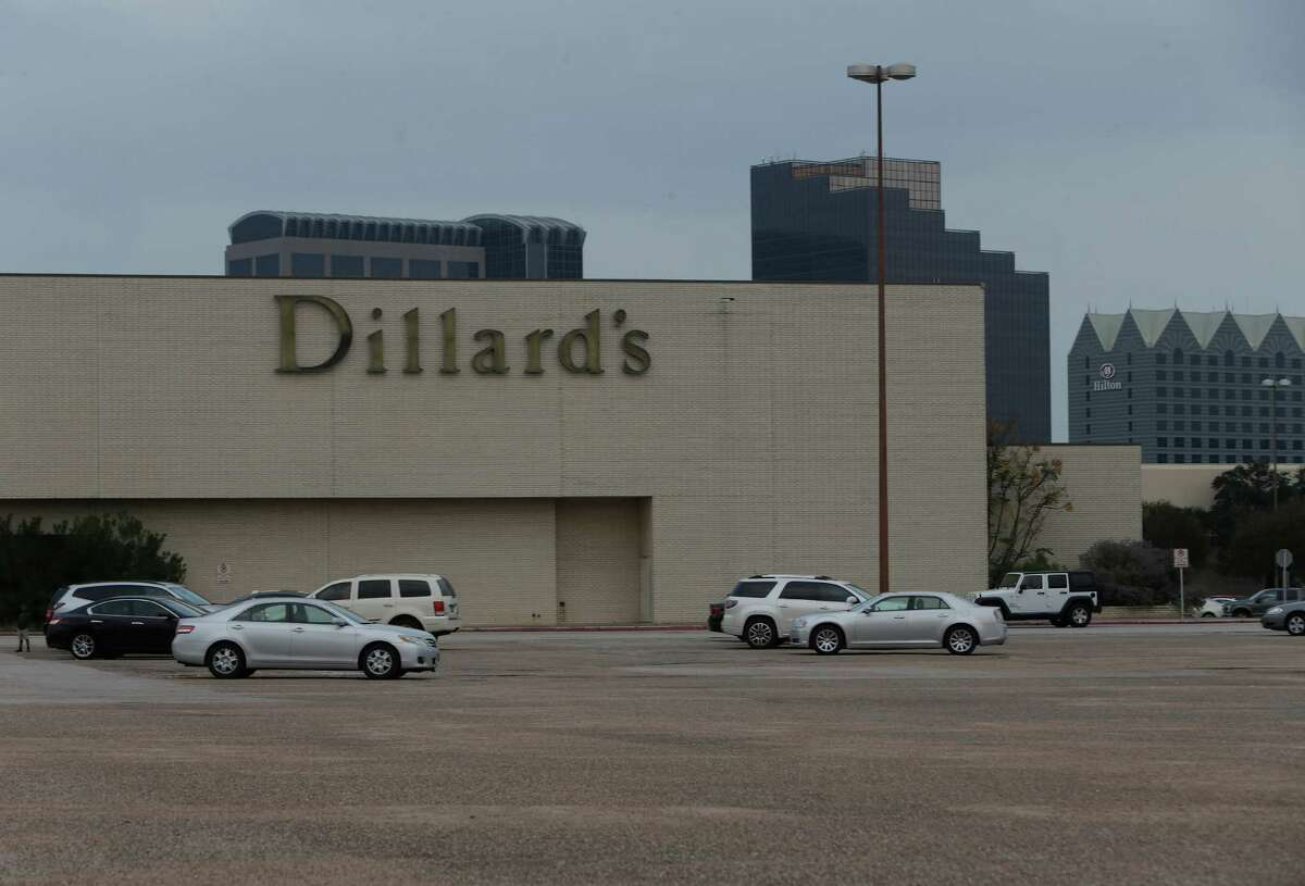Greenspoint Mall has been in decline for years. It leased parking lot space to a carnival last year, but now the property is under contract for redevelopment. ( Mark Mulligan / Houston Chronicle )