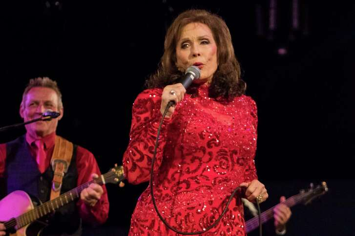 Loretta Lynn may not have the range she had in her youth, but her voice remains a powerful instrument for delivering her classic music.