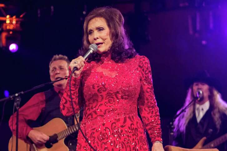 Country singer Loretta Lynn performs to a sold out crowd at the Arena Theater on Satruday, May 14, 2016, in Houston. ( Joe Buvid / For the Chronicle )