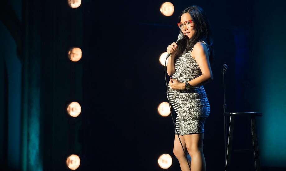Comedian Ali Wong Photo: Netflix