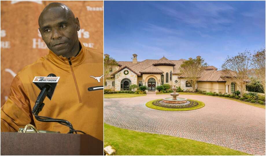 Former UT coach Charlie Strong's Austin home is on the market for nearly $5 million.>>Click to take a visual tour of the home.