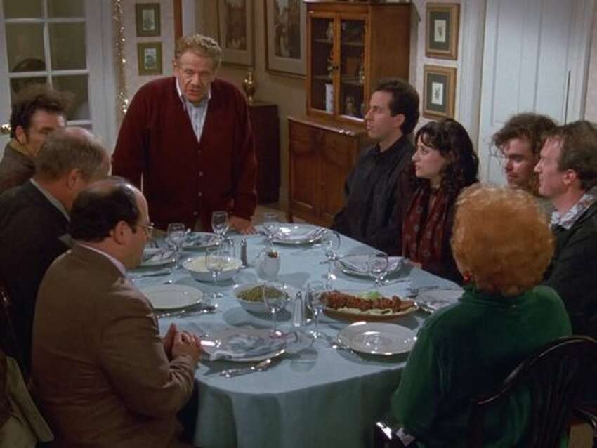 Festivus is upon us on Friday, so let's celebrate.Primary tenets of the