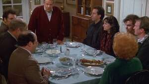 Seinfeld Festivus episode, which aired in December 1997.