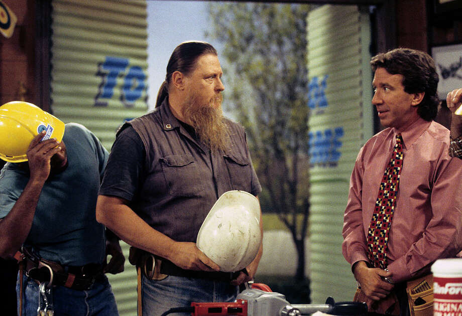 "Mickey Jones and Tim Allen in ""Home Improvement."" Photo: Getty, ABC Photo Archives / 2011 American Broadcasting Companies, Inc."