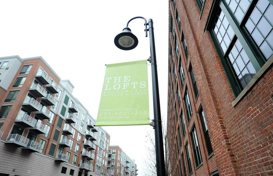 The Lofts, located at 200 Henry St., is one of the Harbor Point residential properties acquired by a Manhattan real estate firm from BLT. Photographed in Stamford, Conn. on Monday, Dec. 12, 2016. Photo: Michael Cummo / Hearst Connecticut Media / Stamford Advocate