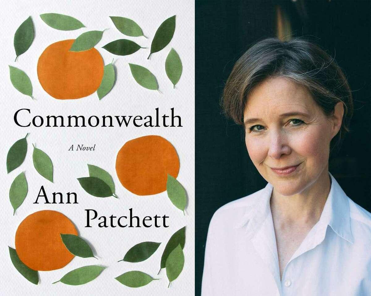 """Commonwealth,"" by Ann Patchett"