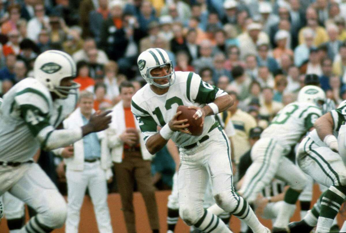 Joe Namath's bold prediction came to pass as he led the New York Jets and the AFL over the Baltimore Colts. Namath's numbers - 17 of 28 for 206 yards - were solid enough and added up to legitimacy for the upstart league against the NFL.