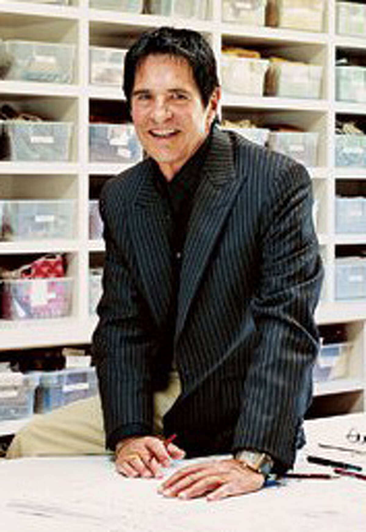 TOM ALLARDYCEInterior Designer Earned BBA in Marketing in 1971 from Lamar.