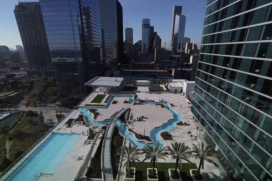First Look Inside Downtown 39 S New Marriott Marquis Hotel